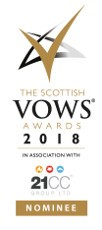 VOWS awards nominee 2018 Videographer